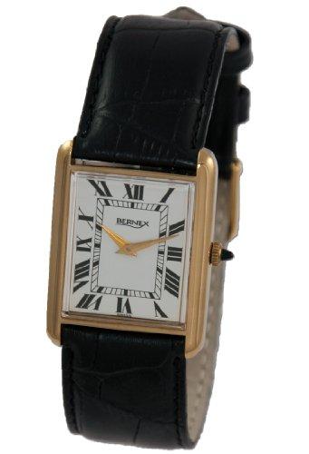 Bernex BN12104 - Reloj de pulsera hombre, piel