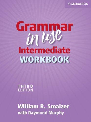 Grammar in Use Intermediate Workbook