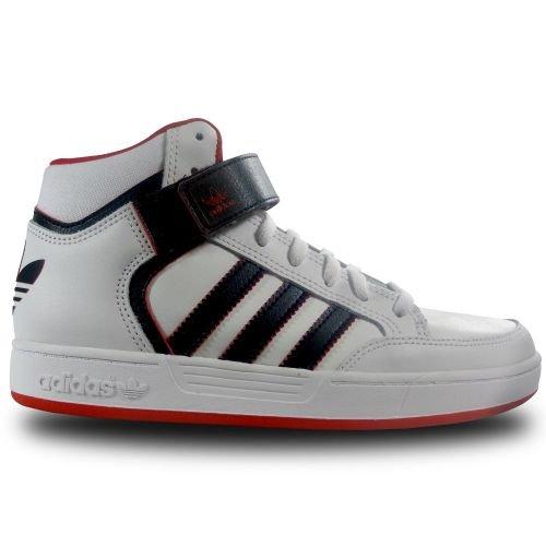 adidas Unisex - Bimbi 0-24 Varial Mid J Scarpe da skate multicolore Size: 31