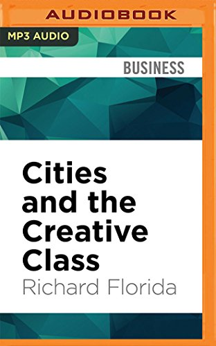 cities and the creative class by