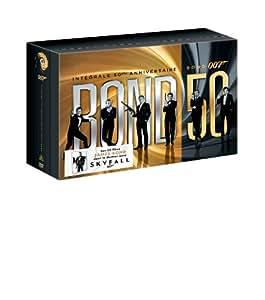 James Bond 007 - Bond 50 : Intégrale 50ème Anniversaire des 23 films [Édition Limitée]