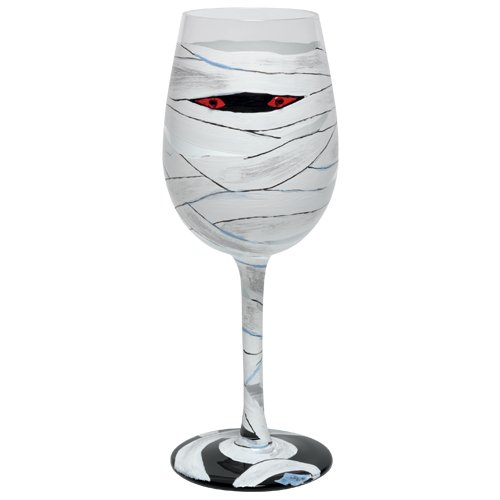 Lolita Halloween 2011, Mummy Wine Glass