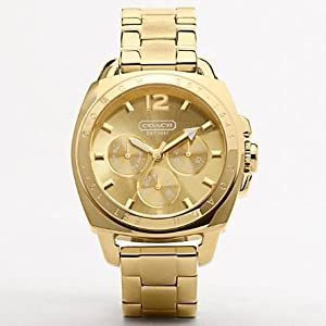 Coach Boyfriend Bracelet Watch W836 14501212