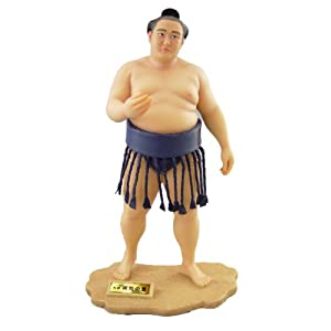 【相撲グッズ】 力士フィギュア【稀勢の里】 Sumo Goods Japanese Sumo figurine (Kisenosato)