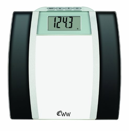 Weight Watchers by Conair Glass Body Analysis Scale (Number 1 Weight Loss compare prices)