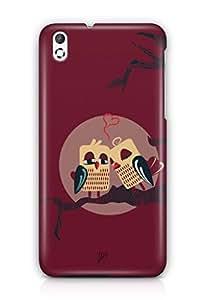 YuBingo Love Birds Mobile Case Back Cover for HTC Desire 816