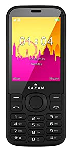 KAZAM Life B7 UK SIM-Free Mobile Phone - Black
