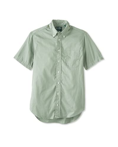 Gitman Vintage Men's Solid Button-Up Shirt