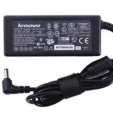 Zcl Universal Laptop Power Adapter For Lenovo (19V 3.42A 5.5Mm*2.5Mm)