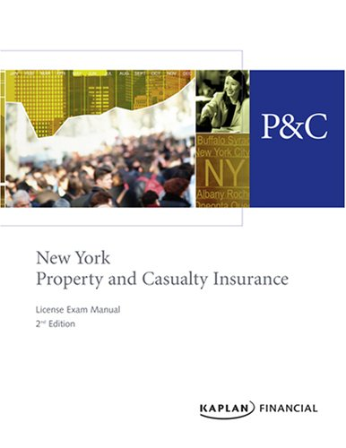 New York Property & Casualty Insurance License Exam...