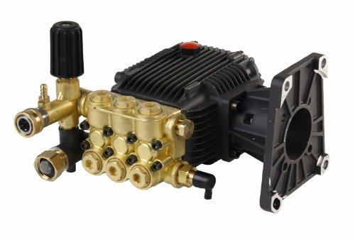 EOPE Triplex High Pressure Power Washer Pump 4.7 GPM 3600 PSI 1