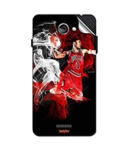 djimpex MOBILE STICKER FOR COOLPAD 5872