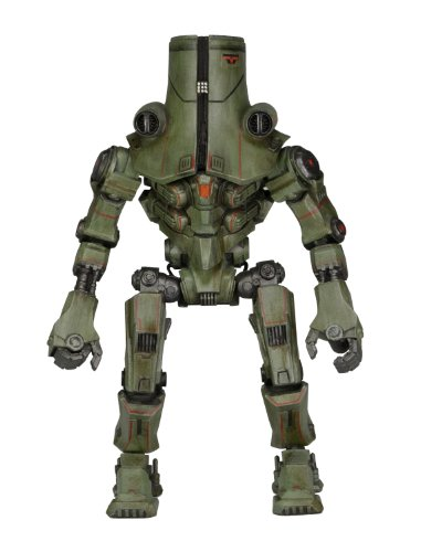 """NECA Pacific Rim Cherno Alpha with LED Lights 18"""" Action Figure"""