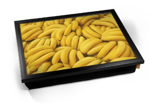 Banana Food Cushion Lap Tray Kissen