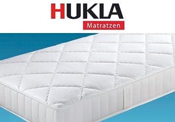 Hukla Savoy 7-Zonen-Doppel-Tonnentaschenfederkern-Matratze mit Kaltschaum-Noppenprofil, Größen Matratzen:180 x 200 cm;Härtegrad Matratzen:F4