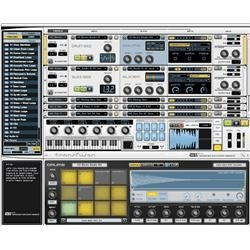 Digidesign Transfuser Virtual Instrument Software from Digidesign