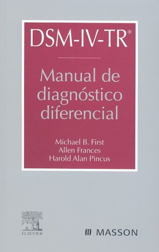 dsm-iv-tr-manual-de-diagnostico-diferencial