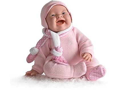 Lola Snow Time - 36 cm - Bébé en vinyle - une vrai