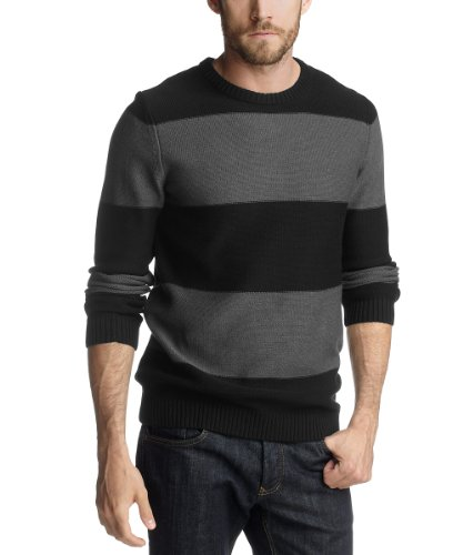 Edc By Esprit 112CC2I018 Men's Jumper Black Small