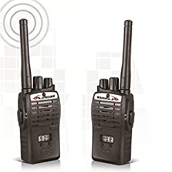 Catterpillar (TM) InterPhone Walkie Talkie with LCD Display ( Includes Two 9 V Batteries)