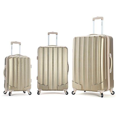 rockland-luggage-3-piece-metallic-upright-set-bronze-medium