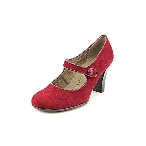 1920sStyleShoes Red Role Through Dress Pump                                                            Aerosoles Womens Role Through Dress Pump  AT vintagedancer.com
