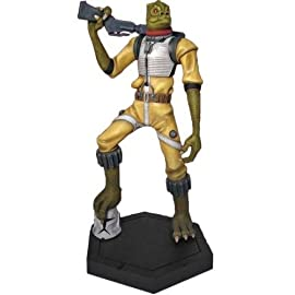 Bossk Star Wars Gentle Giant Exclusive Maquette
