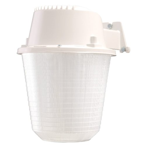 Cooper Lighting MD42FLW 42W Fluorescent Entry and Patio Security Dusk to Dawn Area Light, White
