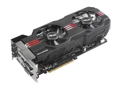 ASUSTEK社製 NVIDIA GeForce GTX680搭載 ビデオカード(オーバ-クロックモデル) GTX680-DC2T-2GD5