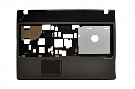 Boîtier extérieur avec pavé numérique pour ordinateur portable acer aspire 5741 g serie