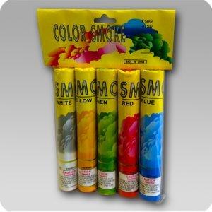 Super Fireworks Smoke Sticks - Better Than Smoke Balls