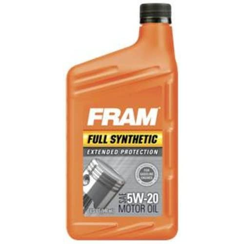 Fram Full Synthetic 5w 20 Motor Oil F150online Forums