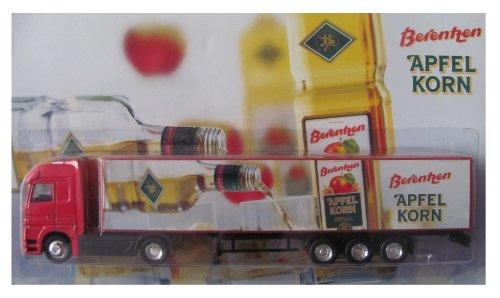 Berentzen Nr.02 - Apfelkorn - MB Actros - Sattelzug
