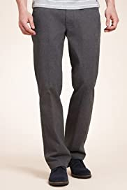 Autograph Pure Cotton 5 Pocket Trousers [T17-2084A-S]