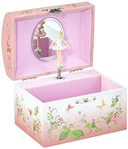 Buy musicbox kingdom 22159 ballerina musical jewelry box for Amazon ballerina musical jewelry box