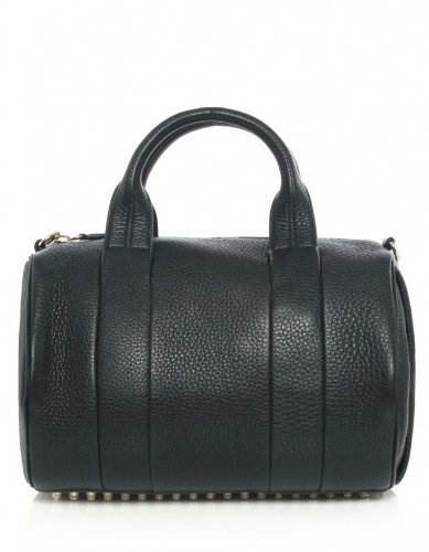 Alexander Wang Accessories Jacket Rocco Bowling Bag BLCK