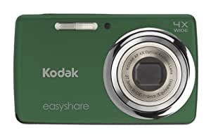 Kodak EasyShare M532 14 MP Digital Camera with 4x Optical Zoom and 2.7-Inch LCD - Green