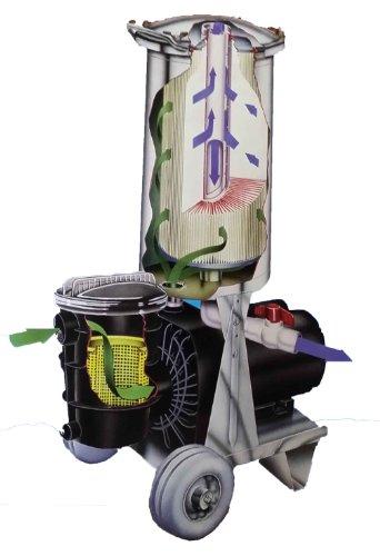 Harmsco/ Hayward Portable Electric Pool Vacuum System