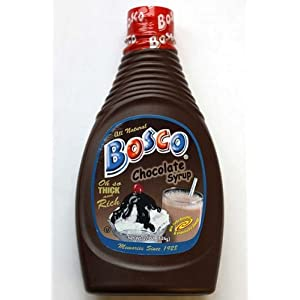What Ever Happened To Bosco Syrup Grocery Store Buy