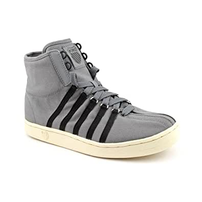K Swiss The Vintage California Mid Mens sneakers / Shoes - Grey - SIZE US 7