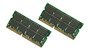 1GB 2x512MB PC133 SODIMM Dell LATITUDE C510 MEMORY