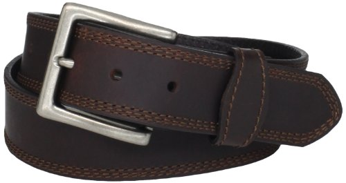 Wrangler Men's Rugged Wear Belt,Brown,48