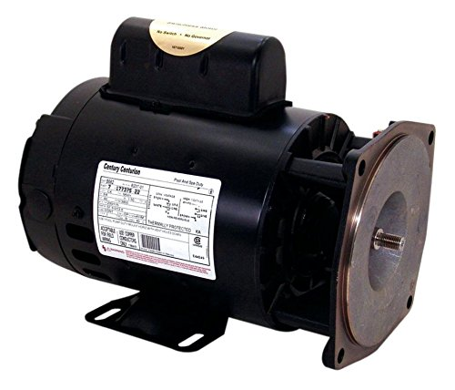 3/4Hp 3450 Rpm 115/230V 56Y Arneson Horizontal Pool Cleaner Motor Century # B662