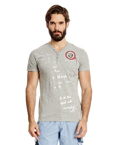 Desigual Men's Afri Rep T-Shirt