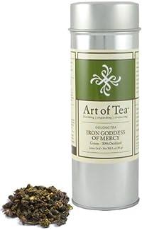 Iron Goddess of Mercy Oolong Tea - 2.5oz Tin