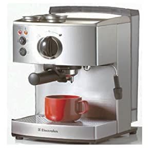 Coffee Maker From Electrolux : Coffee Maker Electrolux Espresso Machine Ees200