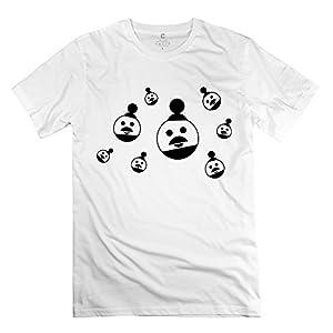 Design Your Own Santa Claus Men Round Crew Neck T Shirts White