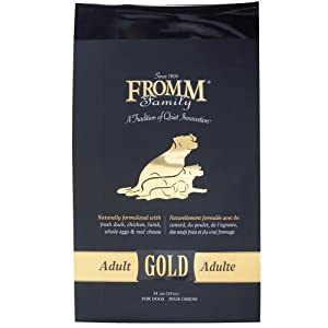 Fromm Gold Nutritionals Adult Dry Dog Food 15lb