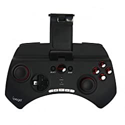 IPEGA II Generic Bluetooth Controller Android Wireless Game Controller Gamepad Joystick for iPhone/iPod/iPad/Android Phone/Tablet PC Black