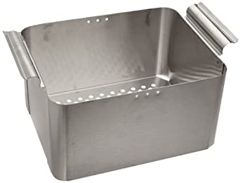 Heidolph 23212060 Tuttnauer Stainless Steel Sample Basket, For CSU 3 Clean and Simple Ultrasonic Cleaner